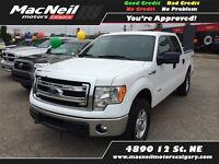 2014 Ford F-150 XLT - You're Approved!