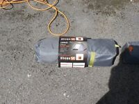 Tesco 3 man and two man tents for sale unused