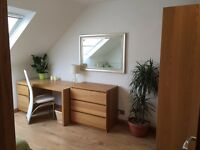 Large double room for a mature female lodger