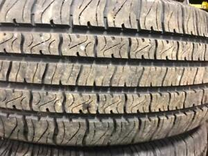 235-65-16 MotoMaster 4 All Season Tires 85%Tread All Four With Free Install And Balance
