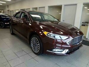 2017 FORD FUSION SE/AWD/Nav/Toit/Cuir/EcoBoost/Bluetooth