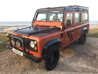 Land Rover Defender 110 Station Wagon 200tdi