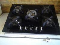 5 ring Baumatic gas hob