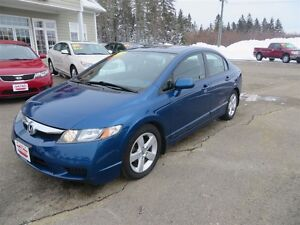 2011 Honda Civic SE SUNROOF, LOCAL TRADE!