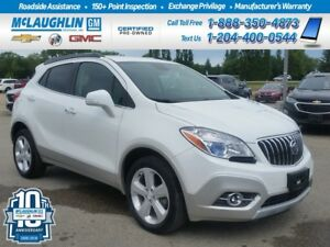 2015 Buick Encore *Htd Lthr *Back Up *Bluetooth *Sunroof *AWD