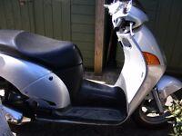 Honda nes125 scooter