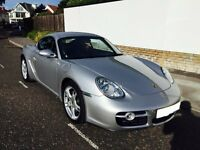 Porsche Cayman 2010 2.7- Low mileage!