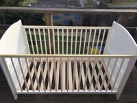 REDUCED Cot bed
