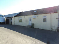 STORE/SHOWROOM & OFFICES (LOANHEAD) 2 MINUTES FROM STRAITON RETAIL PARK, EASY ACCESS TO BYPASS &A1