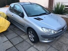 Peugeot 206 - Lovely reliable run around.