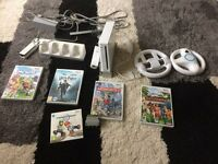 Nintendo Wii, Controls, Games For Sale