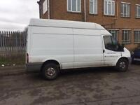 Ford Transit 100 T350l Rwd, High Roof, MOT 19/02/2018 , Very Good Driving