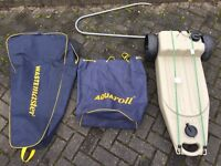 Wastermaster with Cover, PLUS aquaroll Cover and handle ONLY
