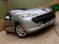 2007 Peugeot 207 1.6 Diesel,Full History,Long MOT, In Very Good Condition, Call 07723351409 Thanks.