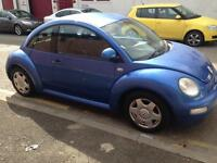 Vw beetle full 12 month mot