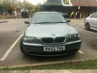 Bmw 320d in very good condition