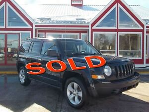 2011 Jeep Patriot NORTH EDITION!! AIR!! ALLOYS!! CRUISE!! POWER