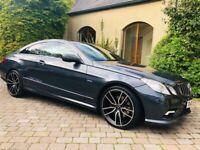 2010 Mercedes E250 CDi Coupe - bmw audi a5 a6 lexus vw cc passat a7 scirocco
