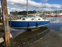 20ft kingfisher yacht