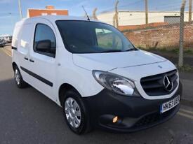2014 63 Mercedes Citan 106 CDI LONG 1.5 Turbo Diesel White Van NO VAT