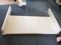 Ikea changing table top