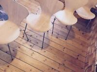 Fritz Hansen Danish Vintage Chairs