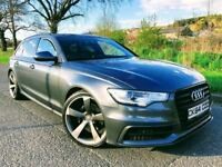 2014 AUDI A6 AVANT 2.0 TDI ULTRA 190 BLACK EDITION ****FINANCE AVAILABLE****