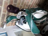 amature golf set (open Price)