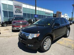 2009 Ford Edge Limited AWD PANORAMIC SUNROOF NAVIGATION