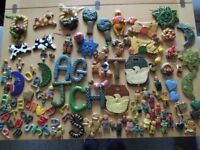 Salt Dough Lot Of 122 Pieces Ideal For Selling At Craft Fairs BRAND NEW