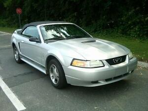 MUSTANG 2000 CONVERTIBLE - $6495 (Rigaud West Island Greater Montréal image 7