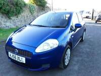 FIAT PUNTO DYNAMIC 2006, 1.2, SERVICE HISTORY, JUST SERIVCED
