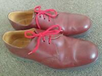 Dr. Martens 3 hole oxblood great condition size 11