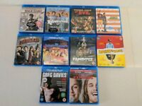 Selection of 10 Comedy Blurays
