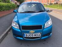 Chevrolet Aveo 1.2 great drive new clutch 1 previous owner hpi clear