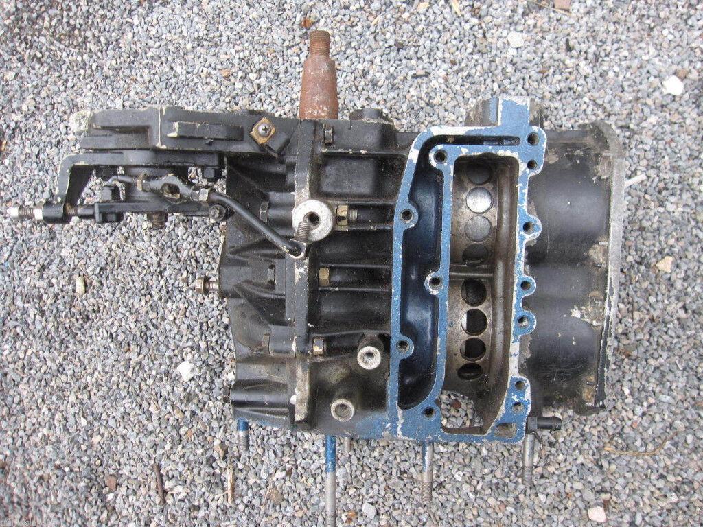 Vintage Mercury Outboard Boat/Dinghy Motor Engine, 40HP