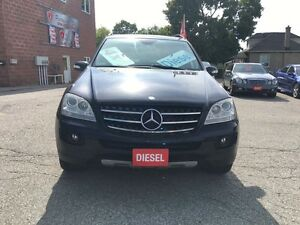 2008 Mercedes-Benz ML-Class CDI DIESEL -SAFETY & E-TESTED
