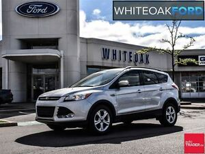 2015 Ford Escape SE, se conv pkg, leather, 2.0l