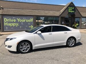 2014 Lincoln MKZ 2.0L / NAVIGATION / LEATHER / SUNROOF