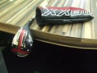 Wilson Staff Gents right handed D200 Hybrid 22 degrees in superb condition with headcover