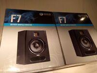 Adam Audio F7 Studio Monitors