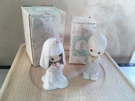 Bride & Groom Ornament BRAND NEW BOXED