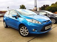 2009 FORD FIESTA 1.4 ZETEC 3DR,FORD S HISTORY,46000 MILES,CHEAPEST IN MARKET,MORE FIESTAS AVAILABLE