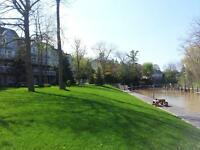 Grand Bend Riverfront Townhouse- Summer Weeks- July 27-Aug 3
