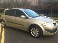 2006 Renault Megane,5 Door,1 Year Mot,a Excellent Drive &condition
