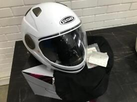 Motorbike helmet flip front brand new in box
