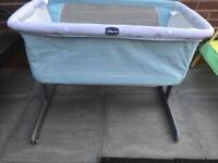 Next to me baby first cot/crib