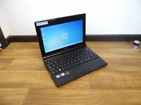 Toshiba Laptop, Netbook (win 7, webcam) perfect for internet and skype