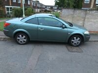 Lovely car lovely convertible reason for selling it because need a seven seater car