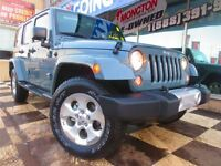 2015 Jeep WRANGLER UNLIMITED Sahara Touch-Screen